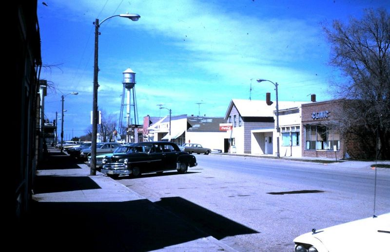 Old Main St Photo