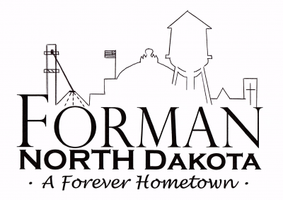 City of Forman  North Dakota - A Place to Call Home...